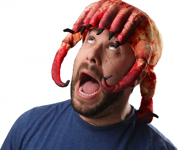 Half-Life 2 Headcrab Hat: Hair & Mind Control