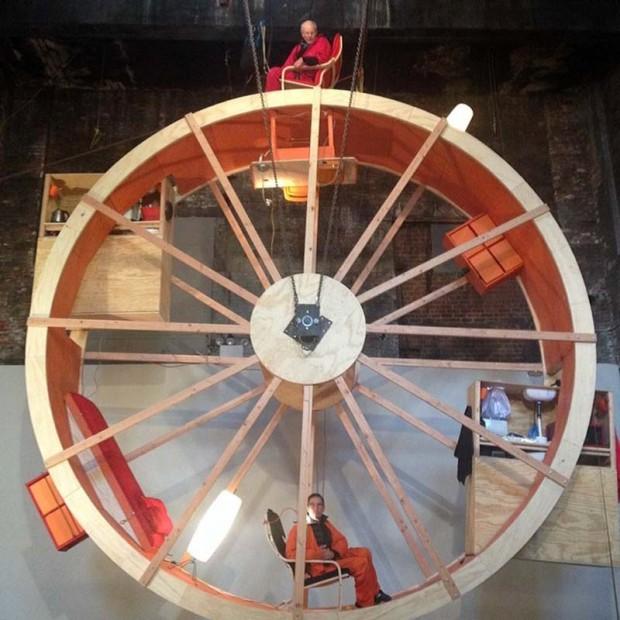 hamster wheel house 620x620