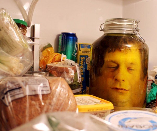Head in a Jar Prank Perfect for April Fools' Day
