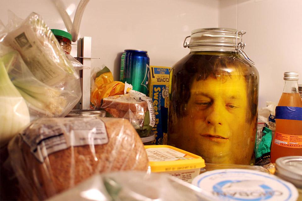Head in a Jar Prank Perfect for April Fools' Day - Technabob
