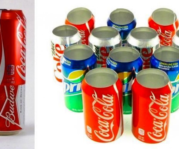 Soda Can Covers Hide Your Beer