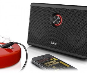 Giveway: iLoud Speaker and GrooveMaker 2