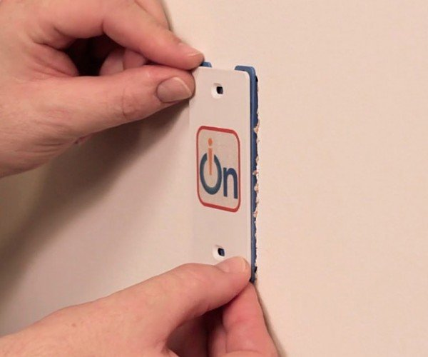 iOn Touchless Capacitive Switch: Wave on, Wave off