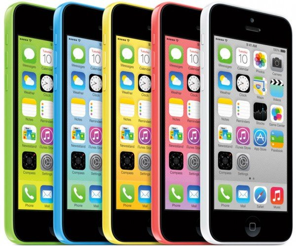 Apple iPhone 5C 8GB Rumors Confirmed