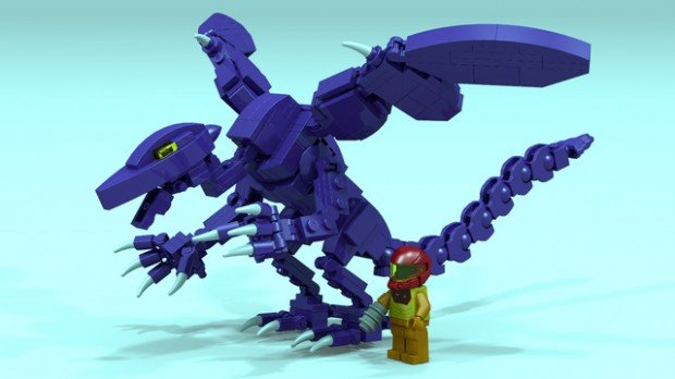lego metroid set concept by lizardman 620x348