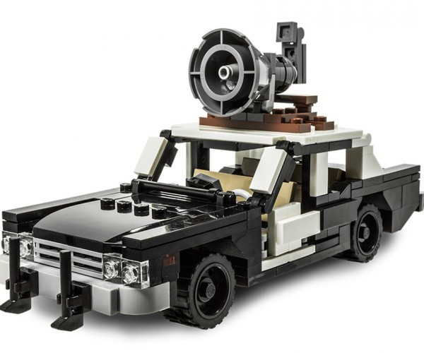 LEGO Bluesmobile Kit Is on a Mission from God