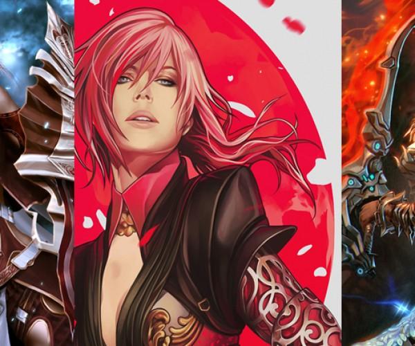 Lightning Returns: Final Fantasy XIII DeviantART Contest: Current Fashion