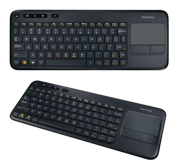 logitech harmony smart keyboard 2