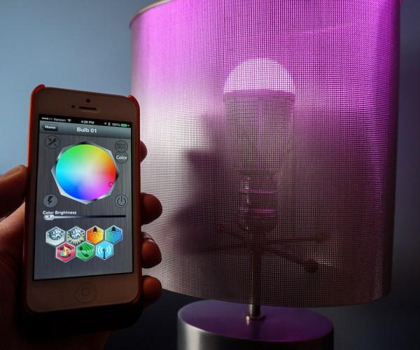 Review: Tabu Lumen TL800 LED Bluetooth Lightbulb