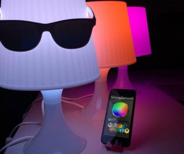 LuMini Smart LED Bulb Shrinks Down to Size