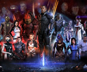 Bioware Considering Mass Effect Trilogy for PS4 and Xbox One
