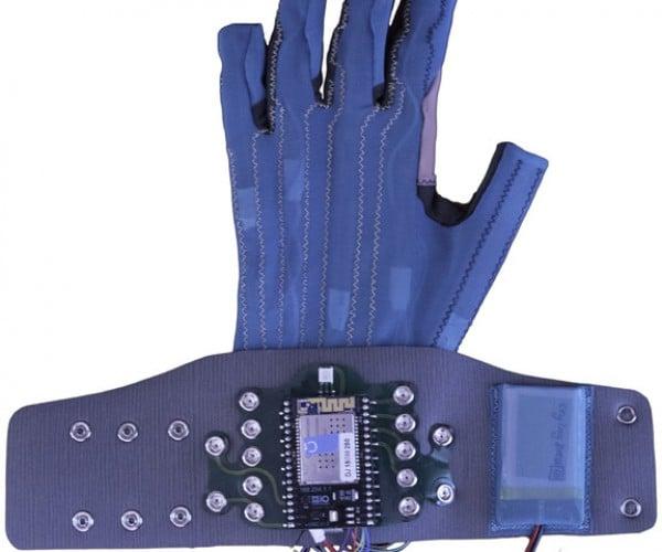 Mi.Mu Gesture Control Music Glove: New Wave