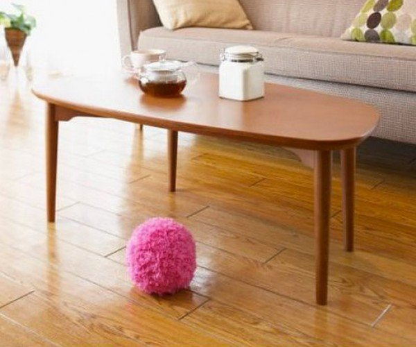 Mocoro Rolling Mop Ball Gathers no Moss, Only Dust Bunnies