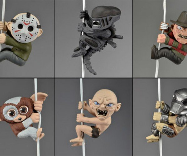 Characters Climb Your Cords with the Scaler Series