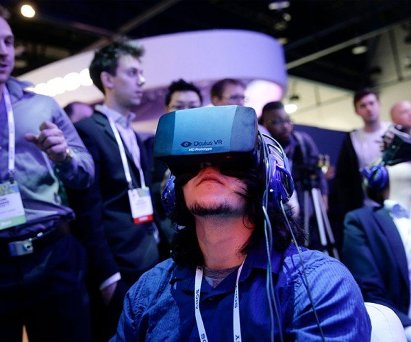 Facebook Buys Oculus VR to Get Hands on Virtual Reality Tech