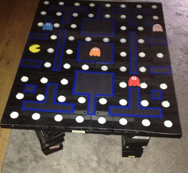 pac-man table2