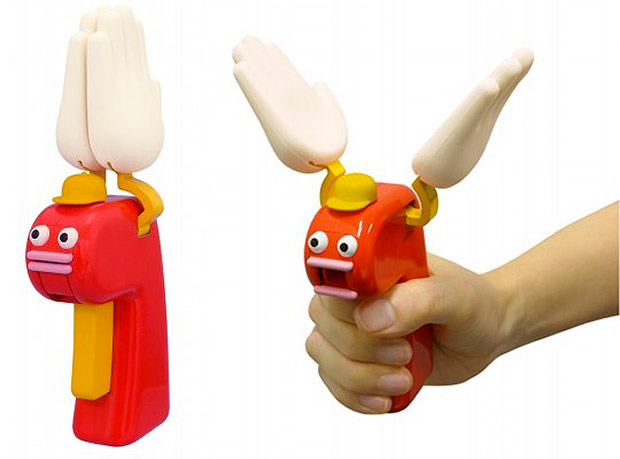 Pachi Pachi Clappy is the Sound of One Hand Clapping ...