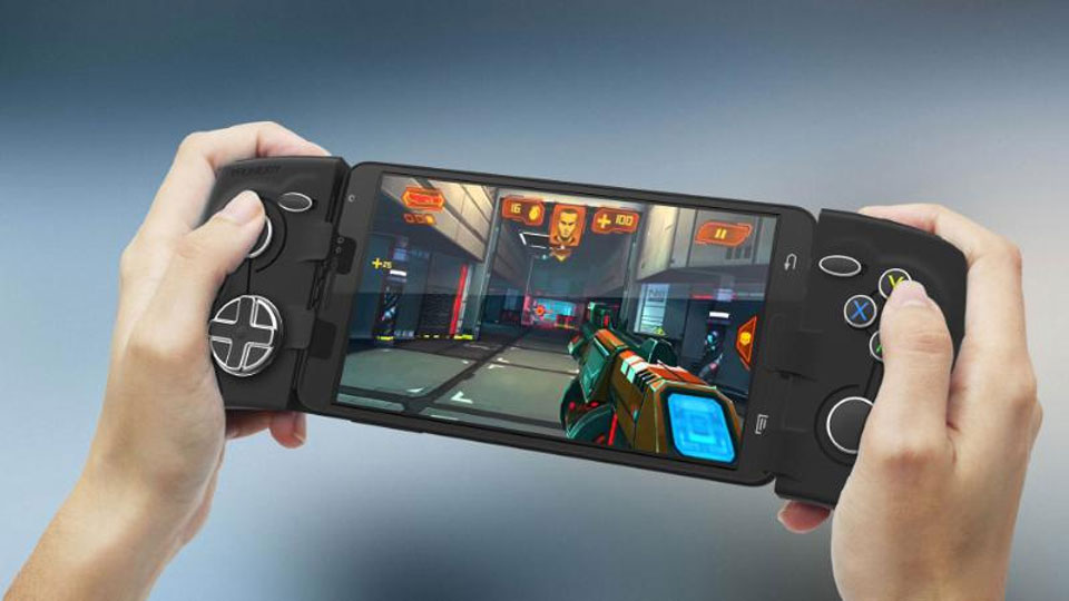 PhoneJoy Android Gaming Controller Starts Shipping - Technabob