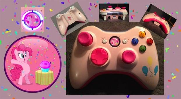 pinkie_pie_xbox_360_controller