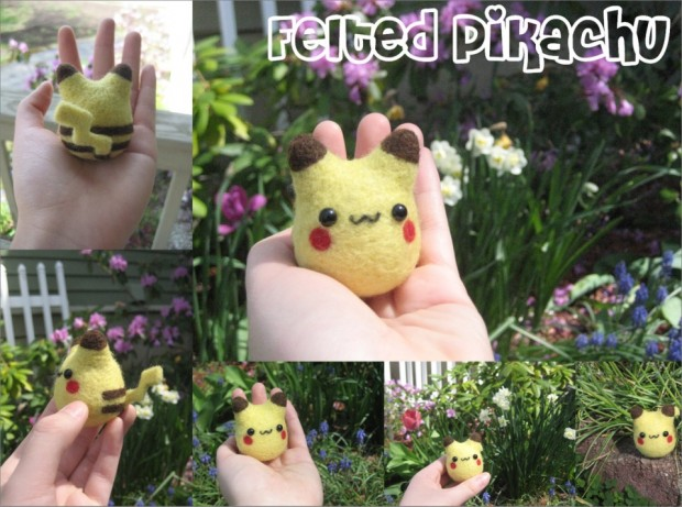 pokemon felt