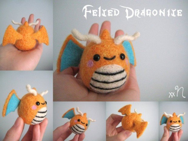 pokemon felt1