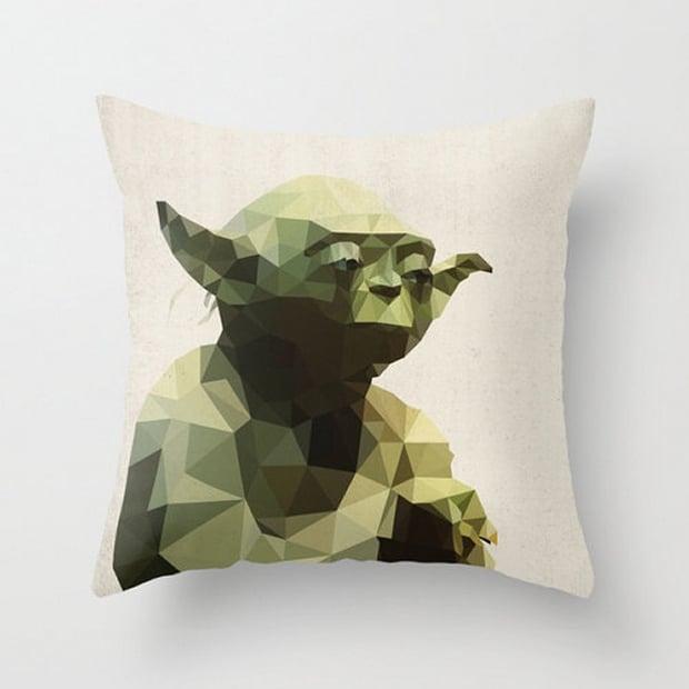 polygon pillow