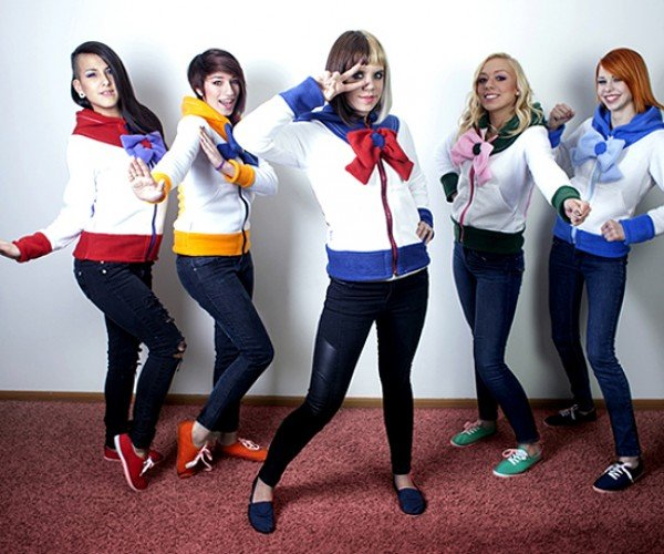 Sailor Moon Hoodies Will Turn You into a Pretty Soldier
