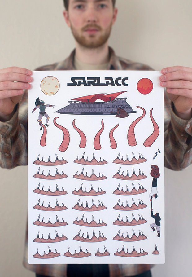 sarlacc toilet decal by robbie rane and alyssa scott 7
