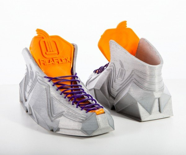3D Print Your Own Sneakers: Fila(ment)