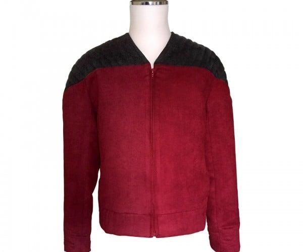 Star Trek Captain Picard Jacket Replica: The Previous Generation
