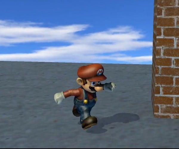 Fan Remaking Super Mario 64 in HD: Super Mario 1080