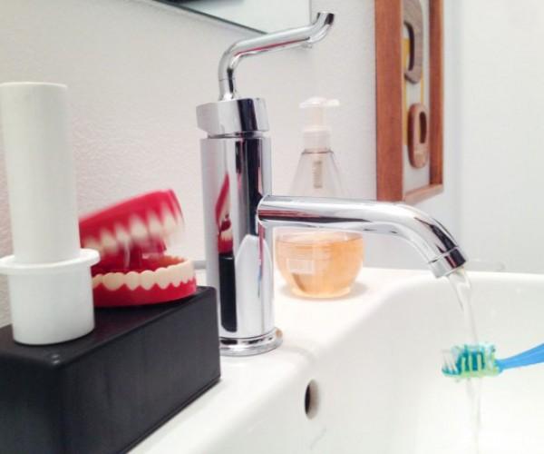 DIY Toothbrush Timer: Brush-type Motor