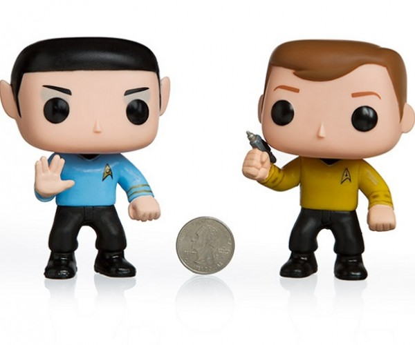 Funko Pop! Star Trek: The Original Series Vinyl Figures: Beam My Wallet up, Scotty!