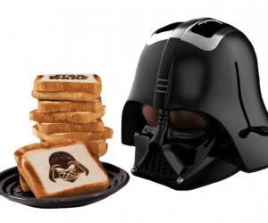 Darth Vader Toaster: Your Lack of Butter is Disturbing