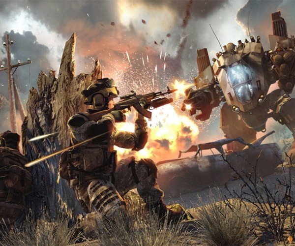 Warface for Xbox 360 Enters Open Beta