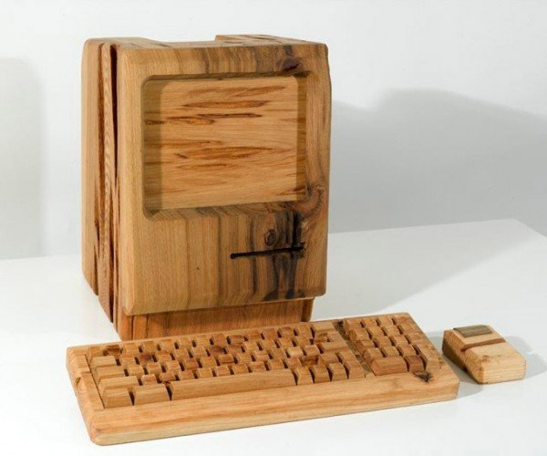 Wood Macintosh: The Lumber for the Rest of Us