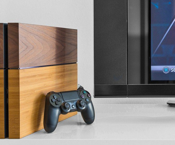 Real Wood PS4 Skins > Fake Wood PS4 Skins
