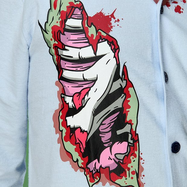 zombie pajamas1