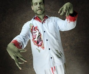 These Zombie Pajamas are the (Zombie) Cats Pajamas