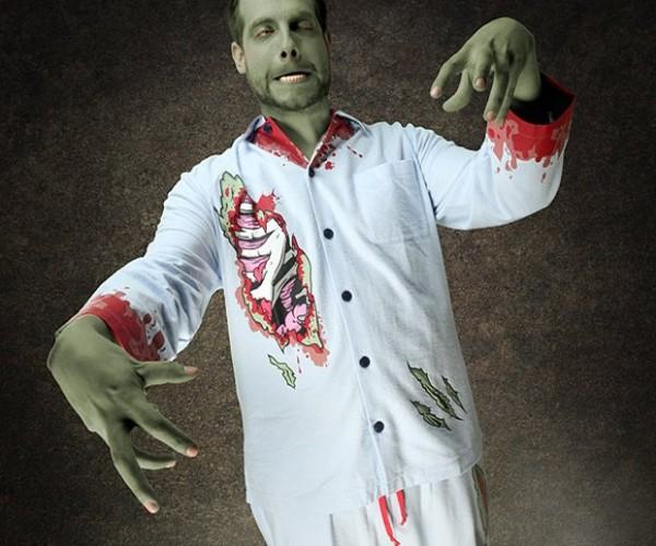 These Zombie Pajamas are the (Zombie) Cats Pajamas