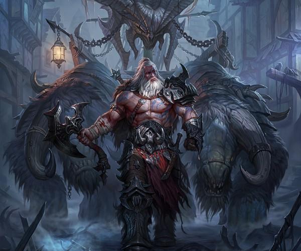 Diablo III: Reaper of Souls Fan Art Contest Winners: Nephalem Gifts