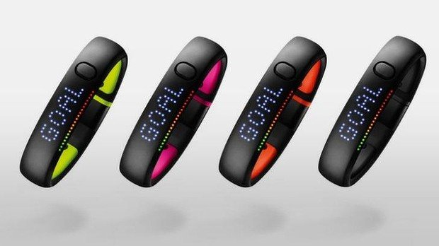 Nike fuelband colors