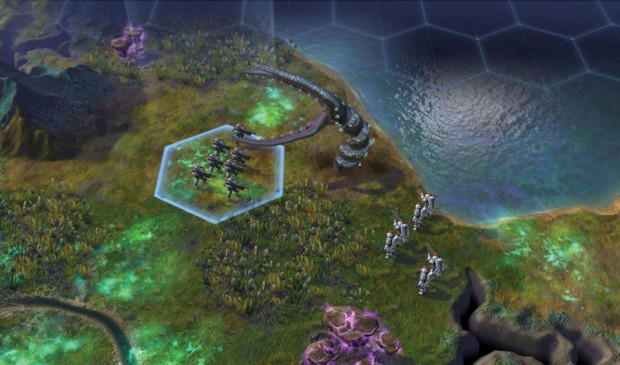 Sid Meier's Civilization: Beyond Earth Lands This Fall