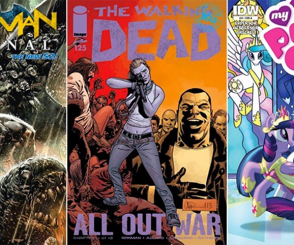 Amazon Acquires ComiXology