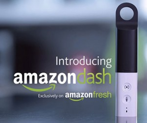 Amazon Dash Makes Ordering Groceries via AmazonFresh Even Easier