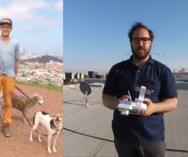 Dronies! Drone-Selfies Are a Thing!