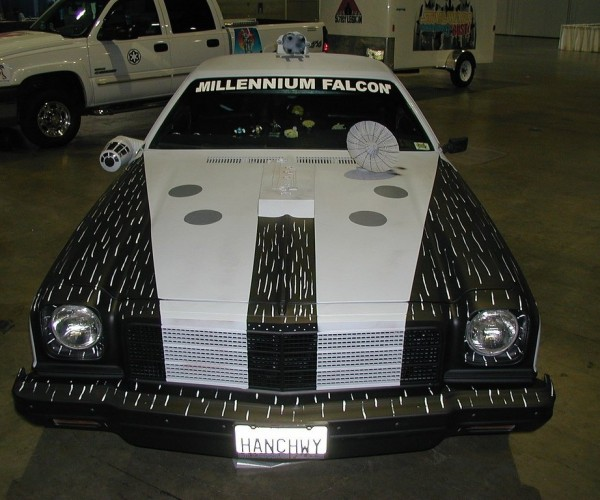 Millennium Falcon Chevy Malibu: Why Not a Ford Falcon?