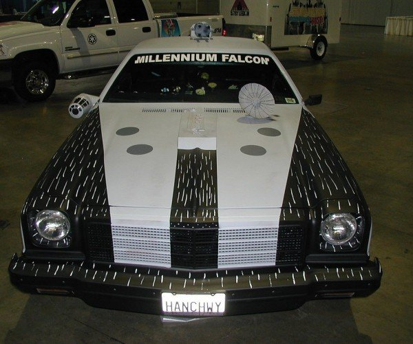 Millennium Falcon Chevy Malibu: Why Not a Ford Falcon?