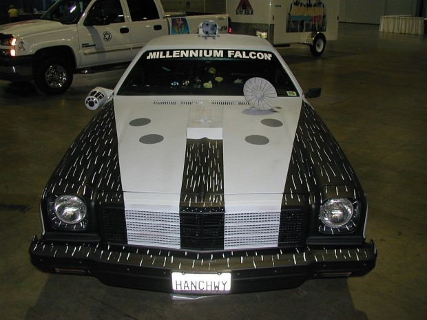 falcon car