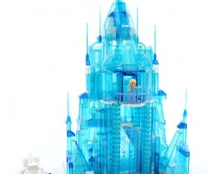 Elsa's Ice Palace LEGO Set Needs Your Votes